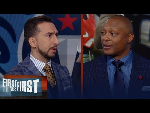 The Chiefs are a dangerous team, they really impressed me — Eddie George | NFL | FIRST THINGS FIRST