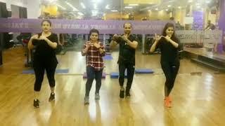 cheater Mohan ft. ikka // kanika kapoor // dance fitness // crushfitnessindia