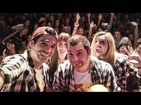 NUESTRO SHOW: ROMELYNERSO EN BUENOS AIRES | Lynerso