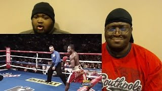 J&B Army Reacts: Adrien Broner: HBO Boxing - Greatest Hits