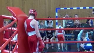 Турнир по боксу памяти Е.И. Феофанова финал