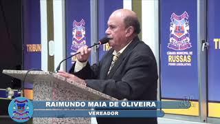 Raimundo Maia pronunciamento 18 12 2018