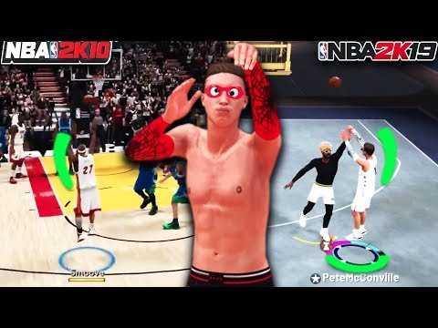 BEST CUSTOM JUMPSHOT ON NBA 2K19 NEVER MISS AGAIN 😱 100