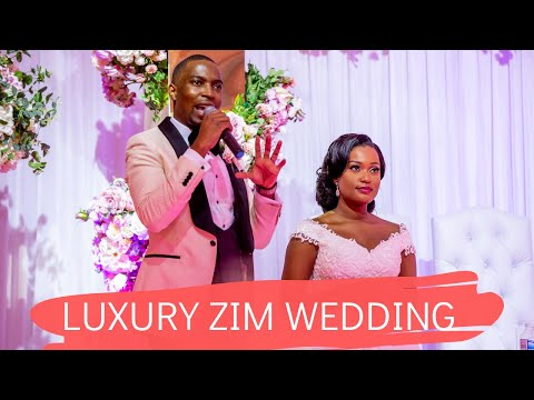 Gold Luxury London Zim Weddings