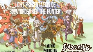 Light game : Solatorobo: Red the hunter Nintendo DS