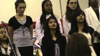 2015 ADNOC Schools Ruwais Mid-School Spring Concert - Reesha