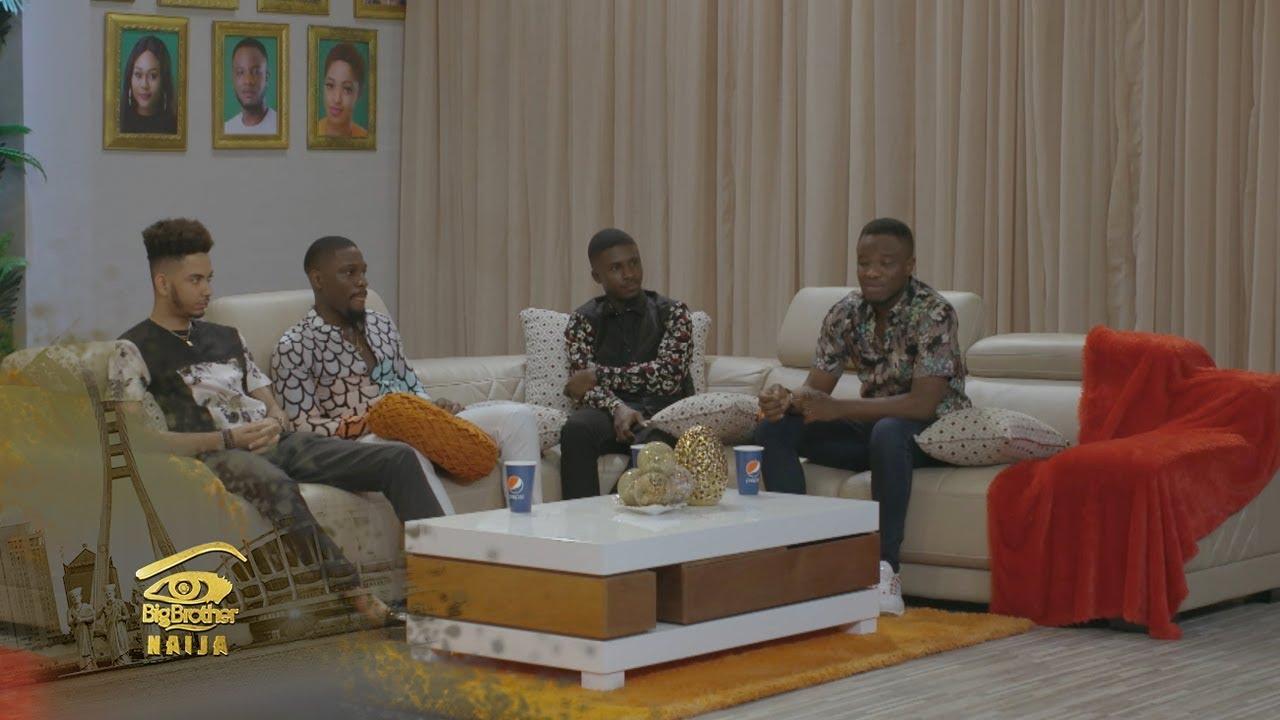 Download Dee-One attacks Miracle   Big Brother Naija Reunion   Africa Magic