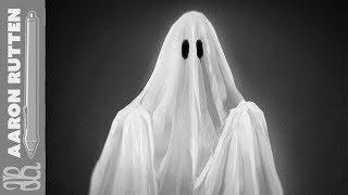 Ghost! - Halloween Drawings (Speed Paint) 🎃