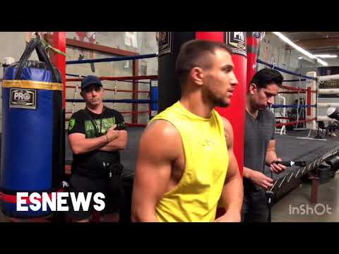 Vasyl Lomachenko Super Skills Check It Out