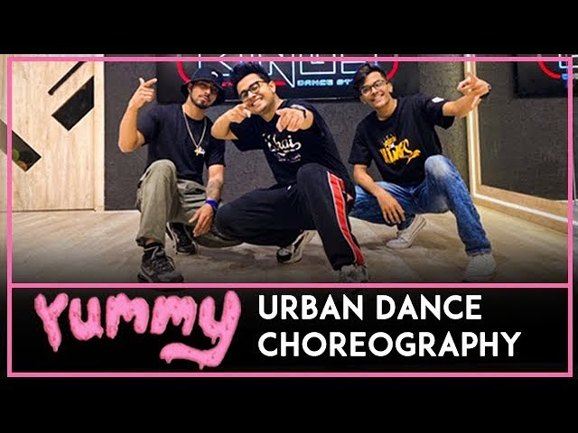 Yummy | Justin Bieber | Mohan Pandey | Urban Dance Choreography | The Kings