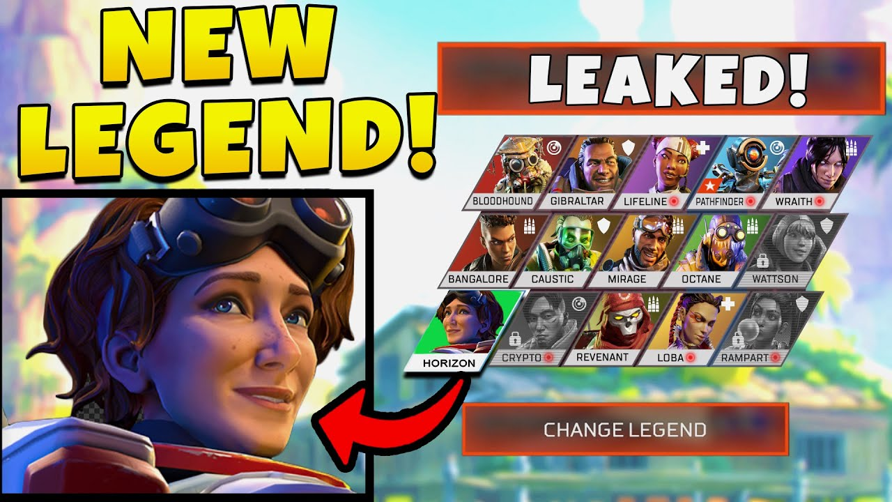 *NEW* LEAKED SEASON 7 LEGEND! - NEW Apex Legends Funny & Epic Moments #445
