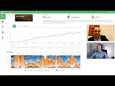 Live avec Eric THUILLIER de Investivity, Asset Manager Alternatif basé en Suisse