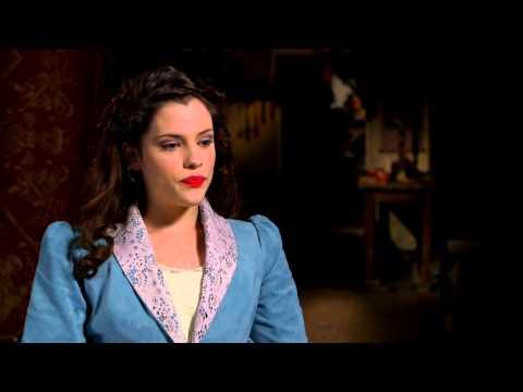 Dracula NBC: Jessica De Gouw