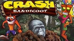 LaeppaVika - HUMBUKA JA RUSINAT (Crash Bandicoot 1)