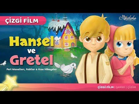 Hansel ve Gretel Çizgi Film Türkçe Masal 14 | Adisebaba Çizgi Film masallar