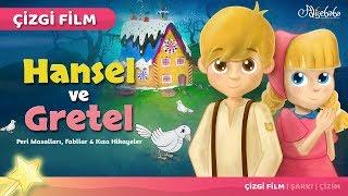 Adisebaba Çizgi Film Masallar - Hansel Ve Gretel