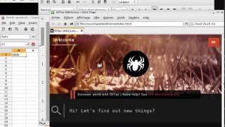 Test: SliTaz linux 5 sur un Pentium3 128Mo