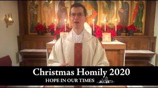 Christmas Homily 2020