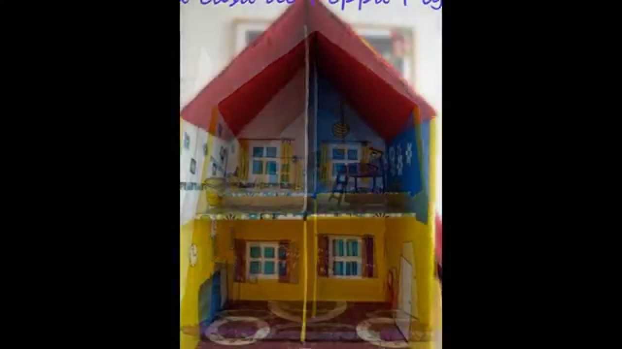 La casa de Peppa Pig  YouTube