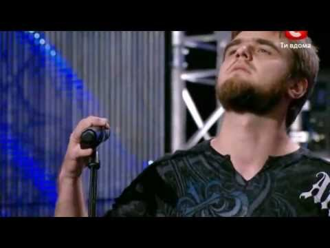 Видео, Х-фактор 2  Киев  Михаил Рыбак