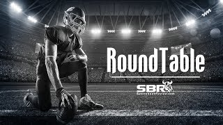 SBR Sports Betting Roundtable | Weekend Football Strategy & Odds Selection