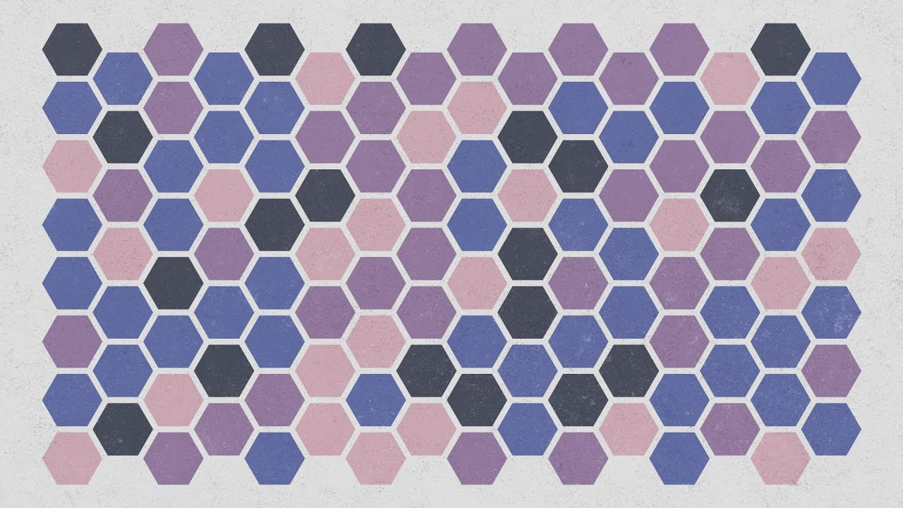 Geometric Pattern Delectable How To Create A Hexagonal Geometric Pattern In Adobe Illustrator . Review