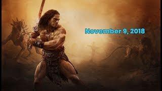 Conan Exiles Community Stream - Building Tips with Sven P