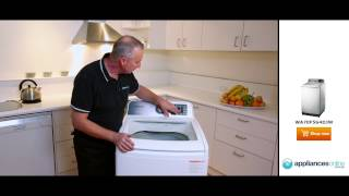 Expert review of the 7kg Top Load Samsung Washing Machine WA70F5G4DJW - Appliances Online