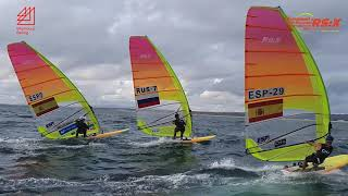 2020 RS:X European and Youth European Championships - Day 3 Races