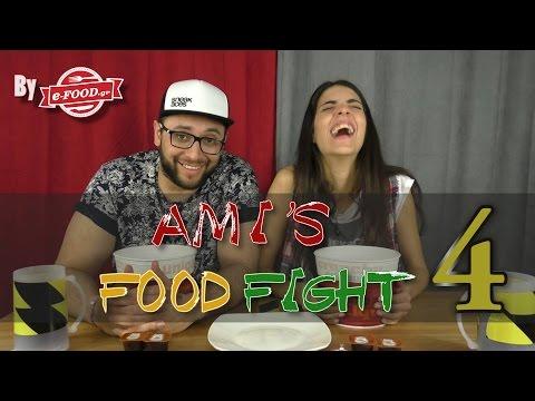 Amis Food Fight - Καυτερές Φτερούγες ft Maliatsis