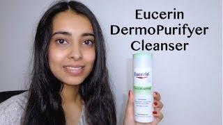 Review: Eucerin DermoPurifyer Cleanser | ASimpleMix