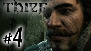 Thief - Parte 4: O Resgate e o Grande Cofre! [ Playstation 4 - Playthrough ]