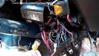 видео Как снять блок предохранителей Ваз 2121 Нива 2131