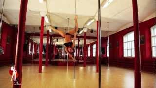 Видеоуроки Школы танцев Exotic Dance. Урок 22: Связочка.