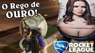 Rocket League RANKED: RONALVÃO TEM REGO DE OURO
