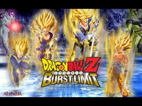 Dragon Ball Z Burst Limit [HD] Playthrough part 1 (Xbox 360)