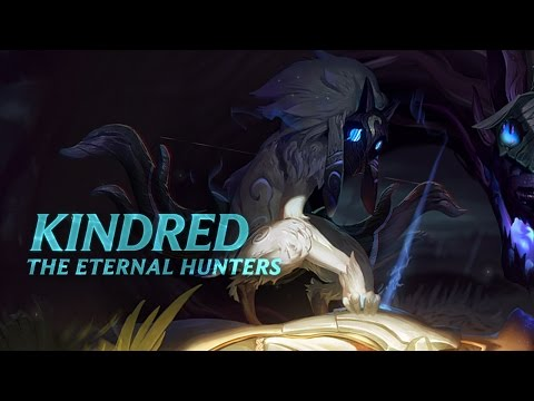 Kindred: Champion Spotlight  Gameplay  League of Legends