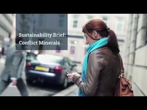 Sustainability Brief: Conflict Minerals