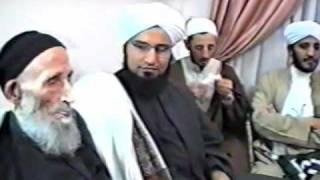 عبد السلام  الحسني في سوريا وفي بيت الشاغوري