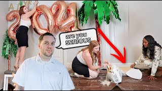 HUGE New Years Eve SECRET *he was so mad*