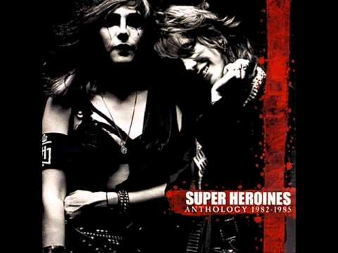 Super Heroines-7 years