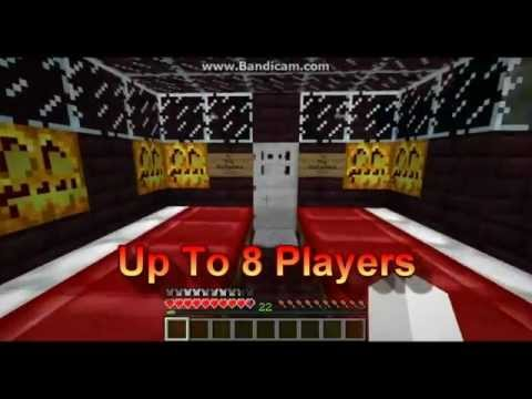 Minecraft Mini-Game - Testificate Defence(Tower Defence)