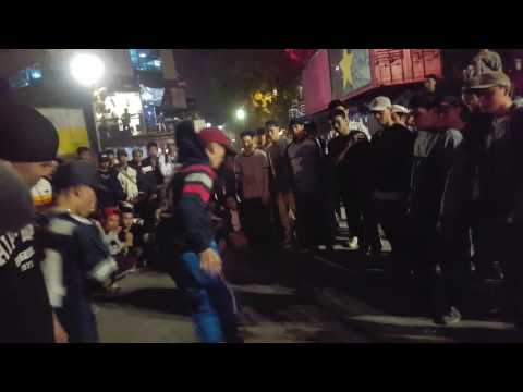 |Hanoi Concrete Jam Vol.3| Cypher Shadow vs Toy Soldierz - Fox Force