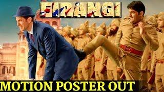 Kapil Sharma's Firangi Motion Poster release