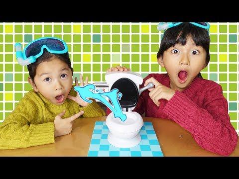 水噴射~><トイレトラブルで水濡れ注意!himawari-CH