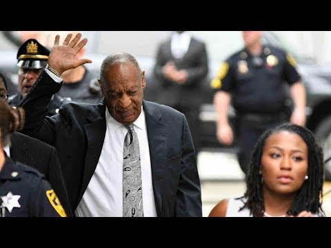 Mistrial declared in Bill Cosby sex assault case as jury deadlocks