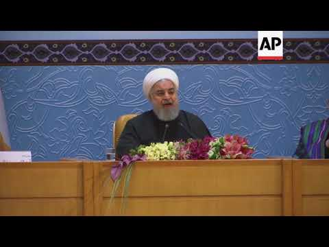 Rouhani Calls Israel A 'cancerous Tumour'