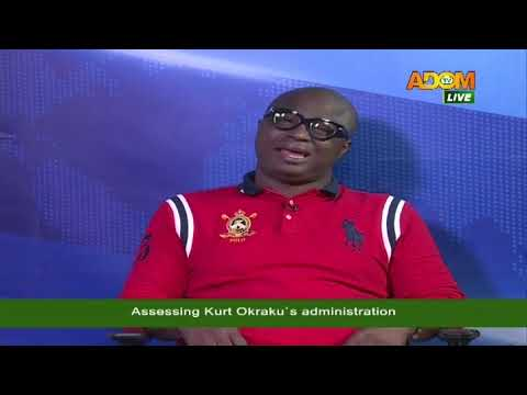 Kotoko confirms appointment of Nana Amponsah as CEO - Agoro Ne Fom on Adom TV (8-8-20)