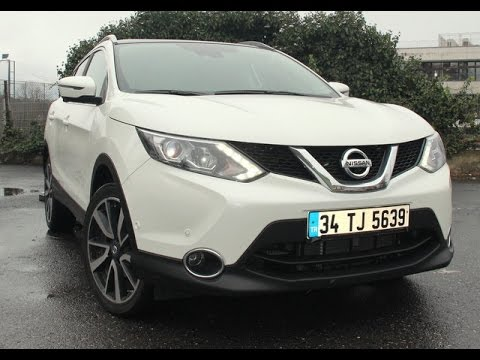 test nissan qashqai 1 2 turbo x tronic youtube. Black Bedroom Furniture Sets. Home Design Ideas