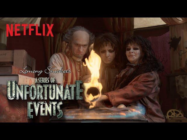 A Series of Unfortunate Events Season 2 | Official Trailer | Netflix